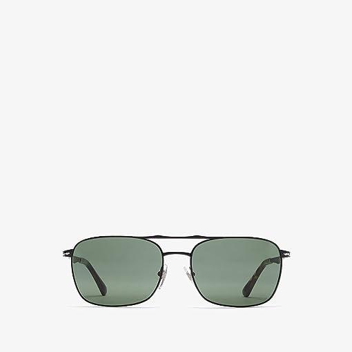 Demi Gloss Black/Green