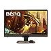 BenQ EX2780Q Gaming Monitor 144Hz 1440p 27 Inch IPS HDRi DCI-P3 2.1 Channel Speaker & 5 Watt Subwoofer Metallic Base (Renewed)