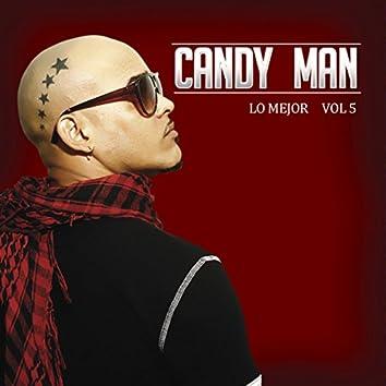 Lo Mejor de Candy Man Vol.5