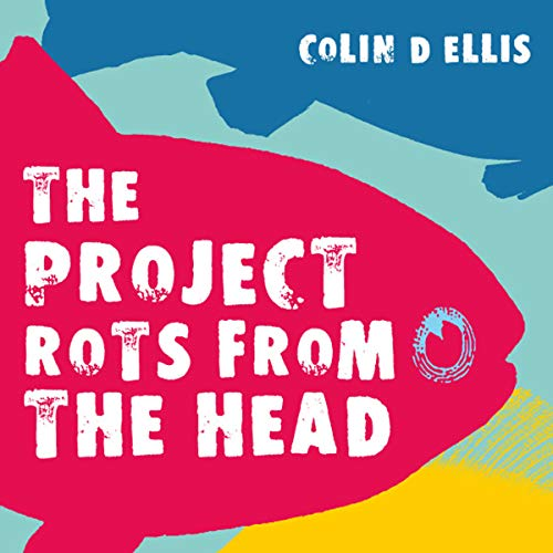 The Project Rots from the Head: How Senior Managers Can Stop Projects from Failing, Forever audiobook cover art