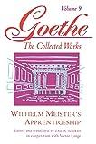 Wilhelm Meister's Apprenticeship (Goethe's Collected Works)
