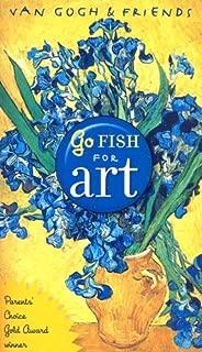 Van Gogh & Friends Go Fish for Art