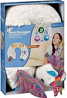 Unicorn Neck Massager White