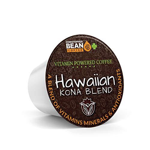 Hawaiian Kona Blend Vitamin-Infused Single Coffee Cup