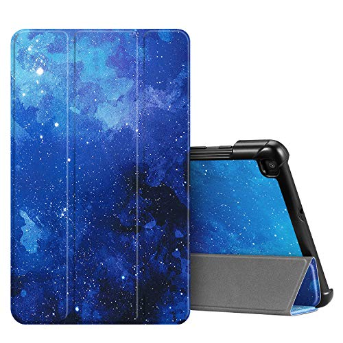 FINTIE SlimShell Case for Samsung Galaxy Tab A 8.0 2019 (SM-T290 / SM-T295), Super Thin Lightweight Magnetic Stand Cover for Samsung Galaxy Tab A8 8-Inch Tablet, Starry Sky