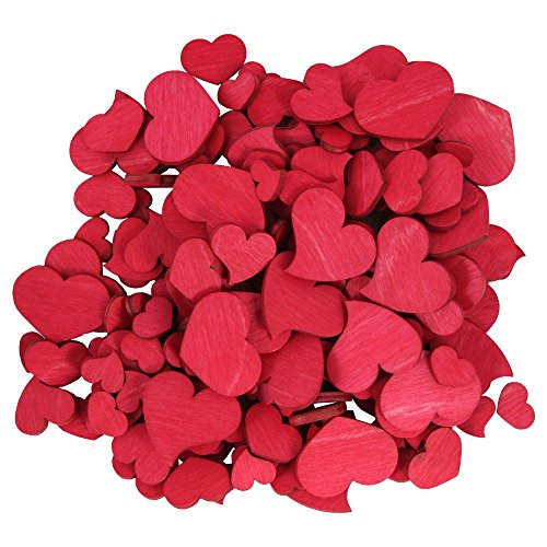 Cuori rossi decorativi Kuhnert