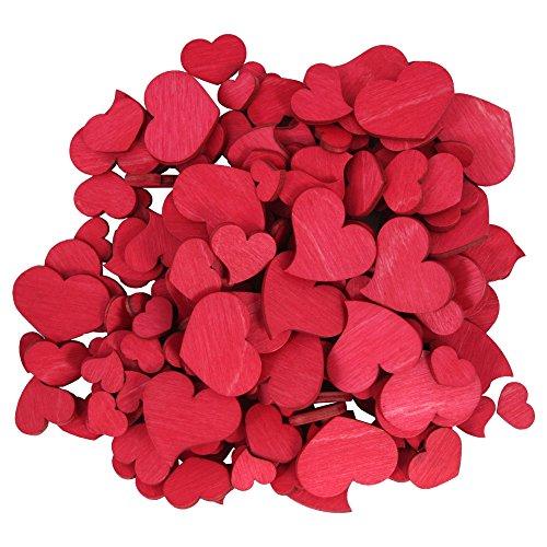 Kuhnert Cœurs rouges décoratifs