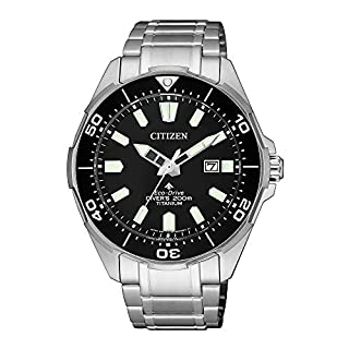 CITIZEN Mens Analogue Quartz Watch with Titanium Strap BN0200-81E (B07D3T1B42) | Amazon price tracker / tracking, Amazon price history charts, Amazon price watches, Amazon price drop alerts