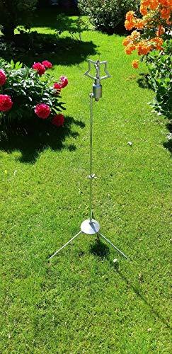 MB langlebiger Rasensprenger groß, Sternregner, für Schmutzwasser geeignet