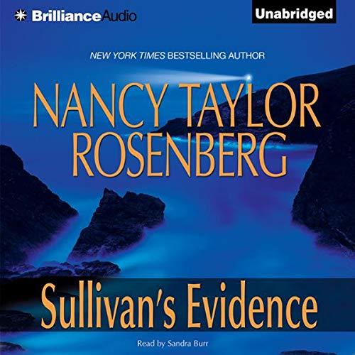 Sullivan's Evidence audiobook cover art