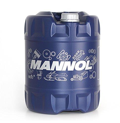 MANNOL 1 x 20 Liter, SAE 140 GL-1 Getriebeöl