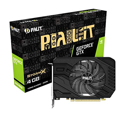 Palit GTX1650 - Scheda grafica Super StormX