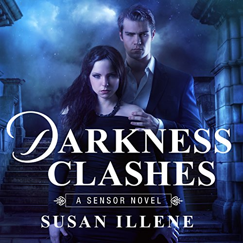 Darkness Clashes audiobook cover art