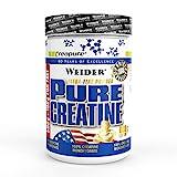 Weider Pure Creatine, Neutral, 1er Pack (1x 600g)