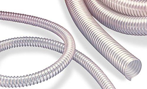 Preisvergleich Produktbild Antistatischer,  robuster Mehrzweck PU-Absaugschlauch,  Durchmesser 38 mm,  10 m,  35500380000-0000001000