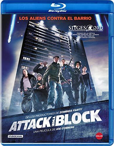 Attack The Block (Blu-Ray)