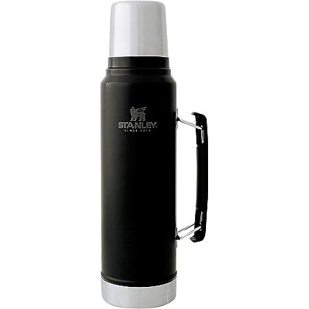STANLEY(スタンレー) クラシック真空ボトル 1L 各色 水筒 保冷 保温 おうちカフェ アウトドア 保証 (日本正規品)