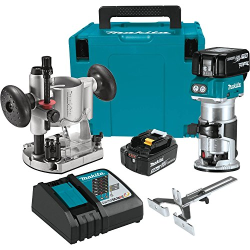 Makita Lithium-Ion Brushless Cordless Router