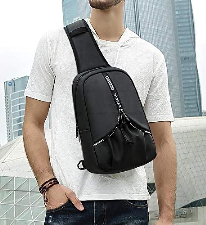 Oxford Herren Bag Chest Brusttasche Home Qualität B07L9M2Q1C