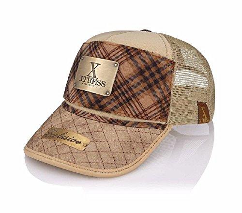Xtress Exclusive Gorra de diseño para hombre y mujer