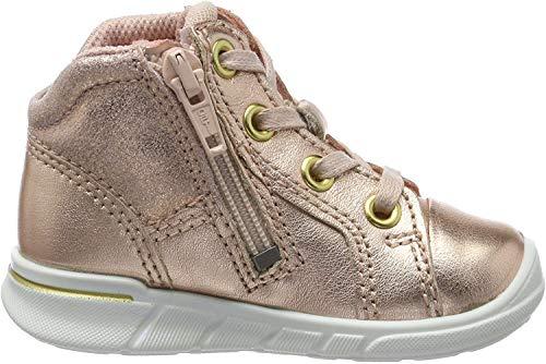 ECCO Baby Mädchen First Sneaker, Pink (Rose Dust), 26 EU