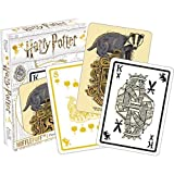 HARRY POTTER Hufflepuff Carta de Juego