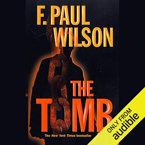The Tomb Audiobook By F. Paul Wilson cover art