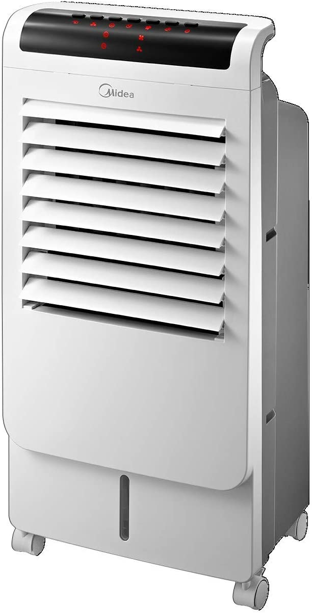 Midea Air Cooler Power 60W with Remote Control, White, 11.3 kg, Ac120-15C