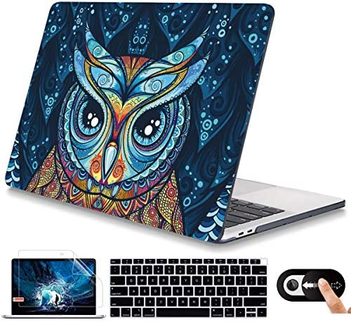 Mektron for MacBook 13 inch Air Case A2337 M1 2020 2019 2018 Release Ultra Thin Plastic Hard product image