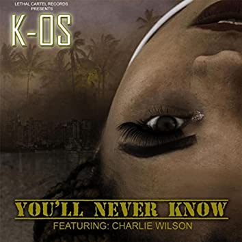 YOU'LL NEVER KNOW (feat. Charlie Wilson)