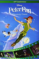 Image: Disney Peter Pan Cinestory Comic, by Disney (Author, Illustrator). Publisher: Joe Books LTD (January 30, 2018)