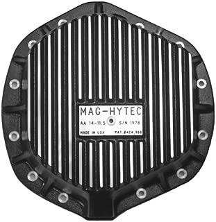 Mag-Hytec Rear Differential Cover 01-12 Chevy Silverado & GMC Sierra 2500 3500 6.6L Diesel & 8.1L Gas w/ Full floating Axle 14-11.5