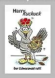 HarryKuckuck - Der Schwarzwald ruft (Wandkalender 2021 DIN A2 hoch)