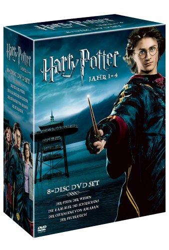 Harry Potter 1-4 [Alemania] [DVD]