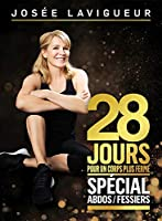 28 Jours Special Abdos Fessiers [DVD]