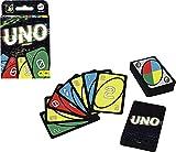 Mattel Games GXV51 - UNO Iconic Series 2000, Kartenspiel für Spieler ab 7Jahren