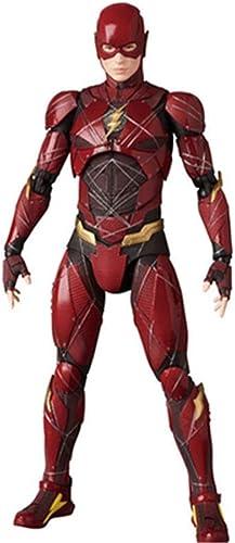Entrega rápida y envío gratis en todos los pedidos. Wen Zhe Avengers 3 Justice League League League Flash Puede Cambiar la Cara de una muñeca Modelo Modelo de Juego  Vuelta de 10 dias