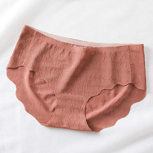 Women's Lace KnickersLace mulberry silk inner crotch women's panties in low waist *2-B_M