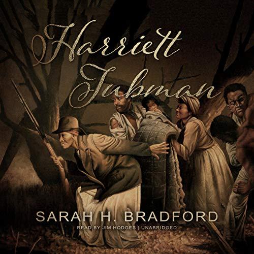 Harriett Tubman audiobook cover art
