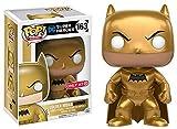 Funko- DC Comics-Golden Midas Batman Figurina, Multicolor, 12817...