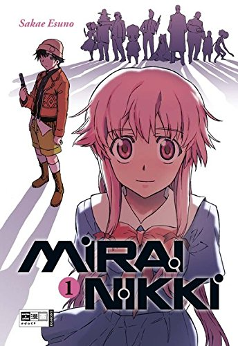 Mirai Nikki 01