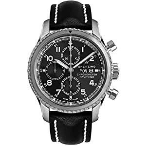 Breitling Watches Breitling Navitimer 8 Chronograph 43 Men's Watch A1331410/BG69-497X