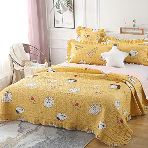 colcha edredon cama 150 de la marca LXSHMF