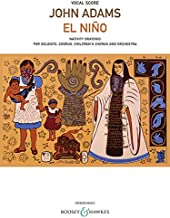 El Nino: Vocal Score
