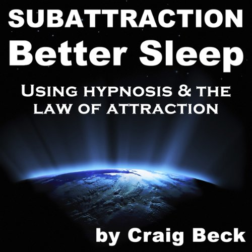 Subattraction Better Sleep cover art