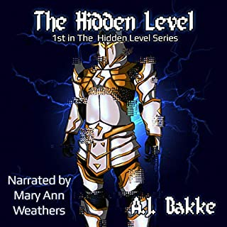 The Hidden Level audiobook cover art