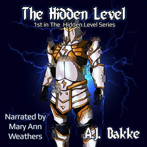 The Hidden Level audiobook cover art