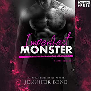 Imperfect Monster audiobook cover art