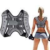 Prodigen Running Weight Vest for Men Women Kids 16 Lbs, Body Weight Vests for Training Workout,...