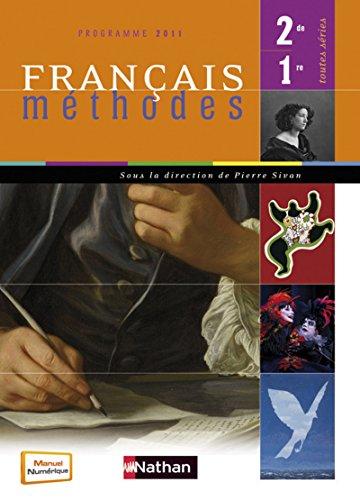 Français Méthodes 2de/1re